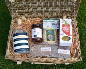 Authentically Welsh A Touch of Welsh Indulgence Hamper