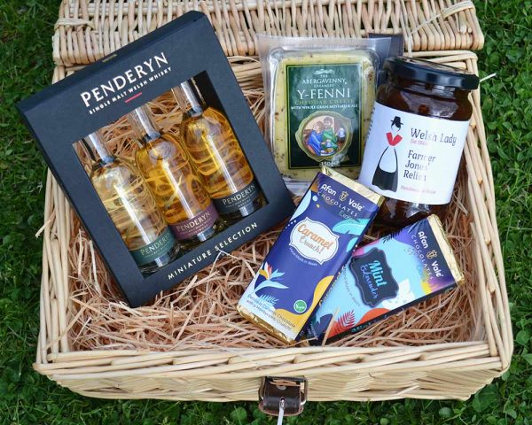 Authentically Welsh A Taste of Wales Hamper