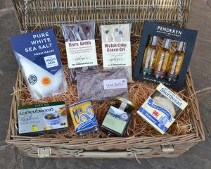 Authentically Welsh All Things Welsh Hamper