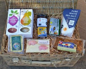 Authentically Welsh Wonderful Wales Hamper
