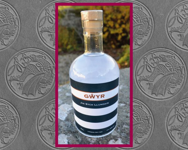 Authentically Welsh Gower Gwyr Gin