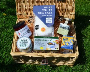 Authentically Welsh Welsh Seasoning Hamper