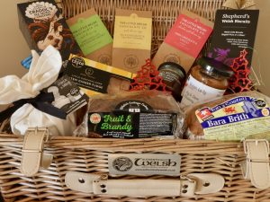 Luxury Christmas Welsh Sweet Treats